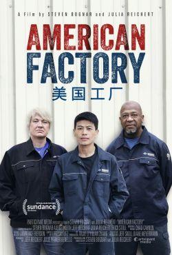 Amerykańska fabryka / American Factory