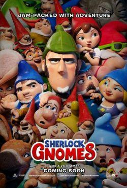 Gnomeo i Julia. Tajemnica zaginionych krasnali / Sherlock Gnomes