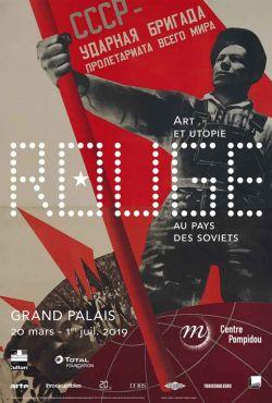 Czerwony! Sztuka awangardy w kraju Sowietów Rouge / l'art au pays des soviets