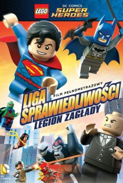 LEGO: Liga Sprawiedliwości - Legion Zagłady / Lego DC Comics Super Heroes: Justice League: Attack of the Legion of Doom!
