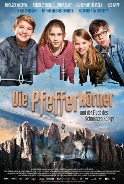 Klub detektywów i klątwa czarnego króla / Die Pfefferkörner und der Fluch des schwarzen Königs