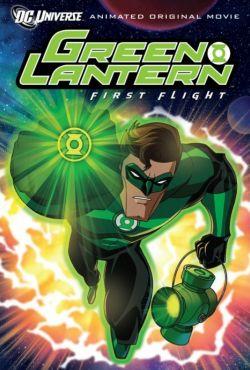 Zielona latarnia: Pierwszy lot / Green Lantern: First Flight