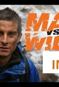 Bear Grylls w Indiach / Man Vs Wild With Bear Grylls India Special