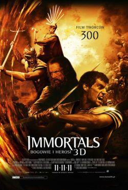 [3D] Immortals. Bogowie i Herosi
