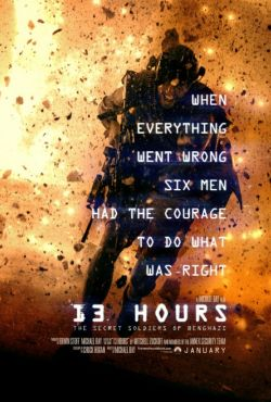 13 godzin: Tajna misja w Benghazi / 13 Hours: The Secret Soldiers of Benghazi