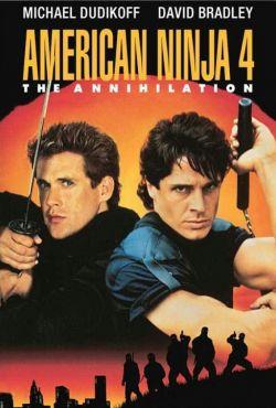 Amerykański ninja 4 / American Ninja 4: The Annihilation