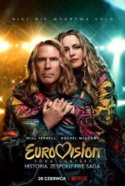 Eurovision Song Contest: Historia zespołu Fire Saga / Eurovision