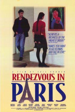 Paryskie rendez-vous / Les Rendez-vous de Paris