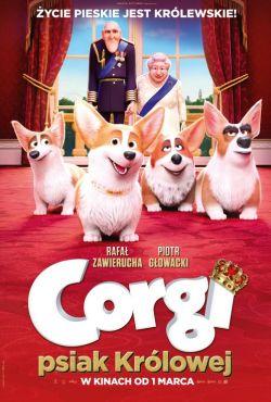 Corgi, psiak Królowej / The Queen's Corgi