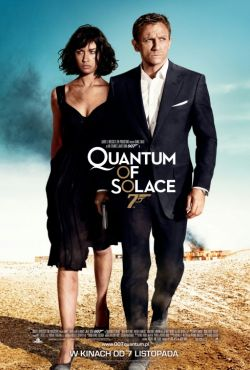 007 Quantum of Solace / Quantum of Solace