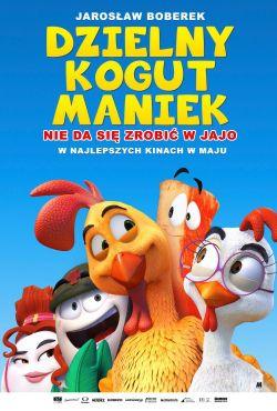 Dzielny kogut Maniek / Un gallo con muchos huevos