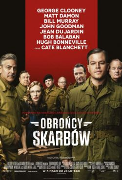 Obrońcy skarbów / The Monuments Men