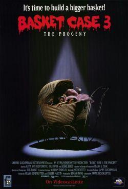 Wiklinowy koszyk 3 / Basket Case 3: The Progeny