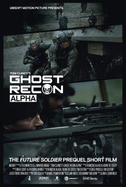 Ghost Recon Alpha: Żołnierz przyszłości według Toma Clancy'ego / Ghost Recon: Alpha