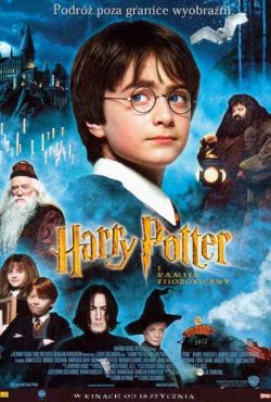 Harry Potter i Kamień Filozoficzny / Harry Potter and the Sorcerer's Stone