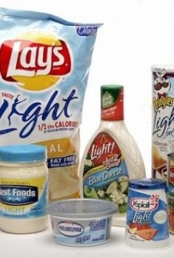 Ciemna strona produktów light / Produits Allegés