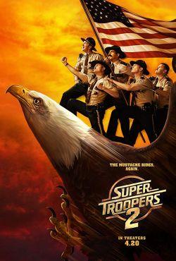Straż wiejska 2 / Super Troopers 2