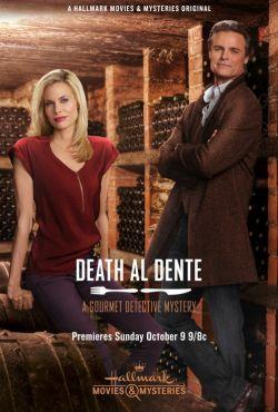 Morderstwo od kuchni: Śmierć al dente / Death Al Dente: A Gourmet Detective Mystery