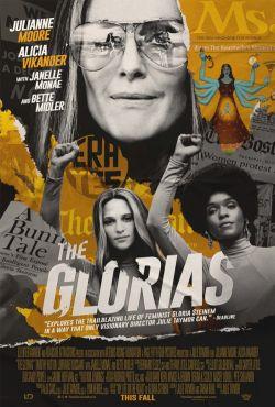 Gloria Steinem. Moje życie w drodze / The Glorias