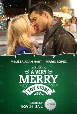 Miłosnych świąt / A Very Merry Toy Store
