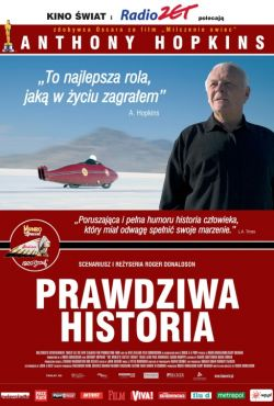 Prawdziwa historia / The World's Fastest Indian