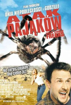 Atak pająków / Eight Legged Freaks