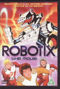 Skalor: Planeta Robotów / Robotix