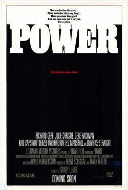 Żądza władzy / Power