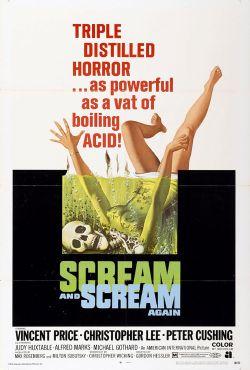 Krzycz póki możesz / Scream and Scream Again