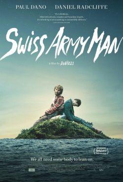 Człowiek-scyzoryk / Swiss Army Man