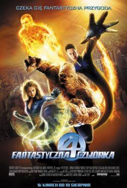 Fantastyczna Czwórka / Fantastic Four