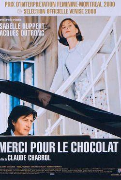Gorzka czekolada / Merci pour le chocolat