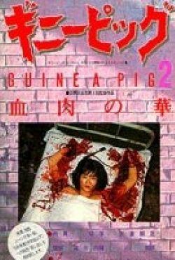 Królik doświadczalny 2: Kwiat ciała i krwi / Ginî piggu 2: Chiniku no hana