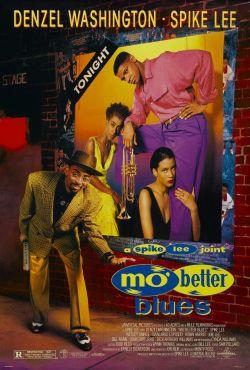Czarny blues / Mo' Better Blues