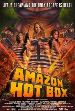 Piekielne więzienie / Amazon Hot Box
