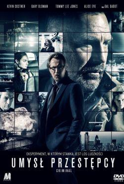 Umysł przestępcy / Criminal