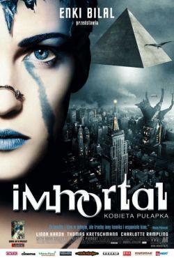 Immortal - Kobieta pułapka / Immortel (ad vitam)